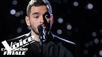 Josh Groban - You raise me up Gabriel The Voice France 2018 Auditions Finales-0