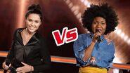 Camille Esteban VS Shaby