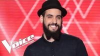 Vianney - Je m'en vais Alliel The Voice France 2018 Blind Audition