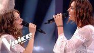 Maëlle Pistoia & Zazie - Seras-tu là (Michel Berger)