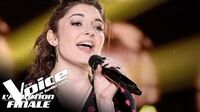 Franck Sinatra ( Fly me to the moon) Julianna The Voice France 2018 Auditions Finales