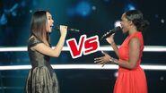 Lica VS Mirella Toussaint