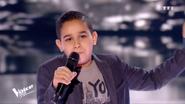 Ismaël El Marjou Demi-Finale