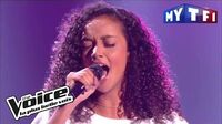 Lucie – «Billie Jean» (Michael Jackson) The Voice France 2017 Live