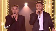Pierre Danaë en duo avec Julien Clerc