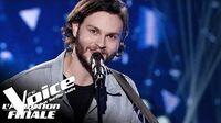Jean-Jacques Goldman (Envole-moi) Billy Boguard The Voice France 2018 Auditions Finales