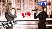 Lidia Isac VS Kap's – « When A man Loves A Woman » (Percy Sledge) The Voice France 2017 Battle