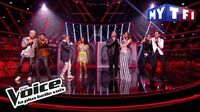 Collégiale coachs et talents « I Feel It Coming » (The WeekNd ft