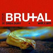 Drea Dury Single Brutal
