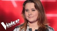 Jacques Brel - La chanson des vieux amants Betty Patural The Voice France 2018 Blind..