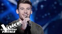 Ed Sheeran - Perfect Casanova The Voice France 2018 Auditions Finales