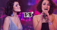Sonia Lacen VS Lina Lamara