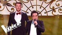 Vincent Youmans La Carioca Casanova et Frédéric Longbois The Voice 2018
