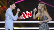 Thibaud Maillefer VS Louisa Rose