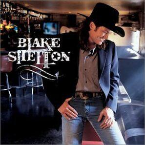 Blake Shelton- Album