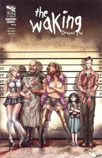 TWDE02 - Cover B