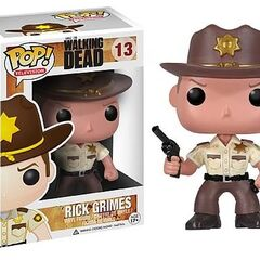 The Walking Dead Pop Figuras De Vinilo The Walking