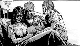 Judith, Rick, Lori