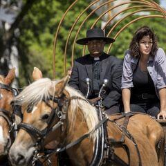 Seth Gilliam en el episodio