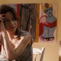Christian Serratos como <i>Lena</i> en <i>96 Minutes</i>.