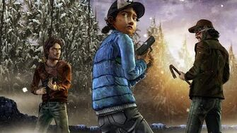 The Walking Dead Season Two - A Telltale Games Series - Episode 4 'Amid the Ruins' Trailer