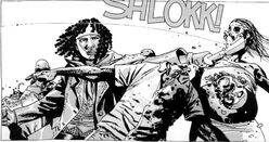 Michonne comic2