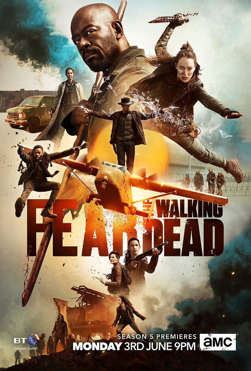 Temporada 5 (Fear The Walking Dead) | The Walking Dead Wiki | FANDOM ...