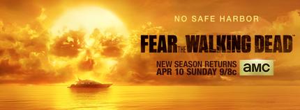 Fear The Walking Dead banner S2