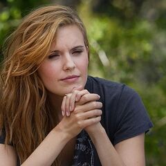 Maggie Grace como <i>Faith</i> en <i>Californication</i>.