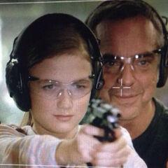 Madison Lintz como Maddie en <i>Bosch</i>