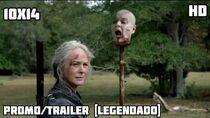 The Walking Dead 10x14 (PROMO LEGENDADO)