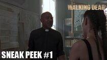 """The Walking Dead 9x06 Sneak Peek 1 """"Who Are You Now?"""" Season 9 Episode 06 HD GABRIEL & ROSITA"""