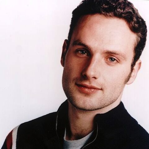 Andrew Lincoln como <i>Edgar