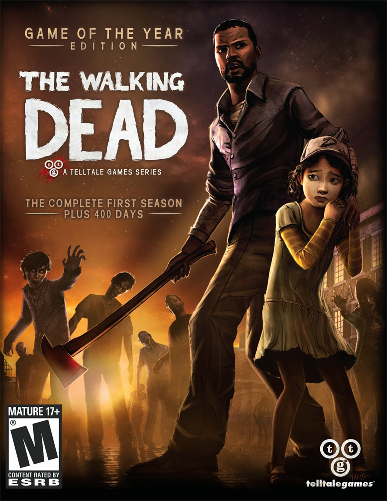 The Walking Dead: Season One (videojuego) | The Walking Dead Wiki ...