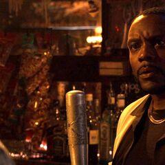 Chad Coleman como Curtis en <i>Horrible Bosses</i>