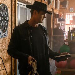 Garret Dillahunt en el episodio