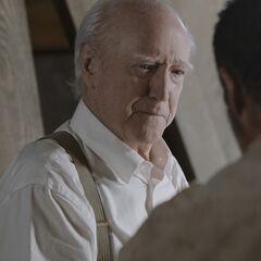 Scott Wilson en el episodio