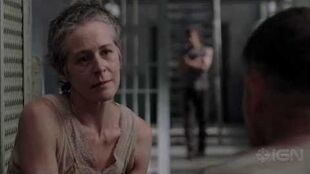 Walking Dead Carol is a Bad-ass