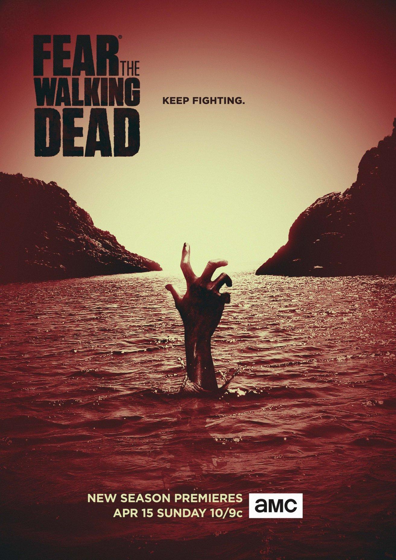 Temporada 4 Fear The Walking Dead The Walking Dead Wiki