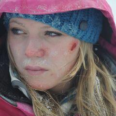 Emma Bell como Parker O'Neil en <i>Frozen</i>