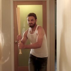 Ross Marquand como Sam en <i>Lucide</i>