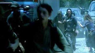 Fear The Walking Dead - Morgan car level feat