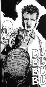 Maggie vengeance comic