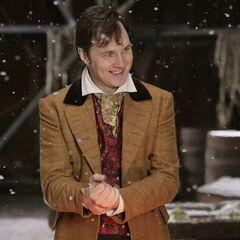 David Morrissey como Jackson Lake en <i>Dr. Who</i>