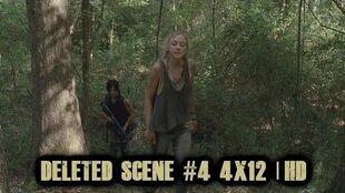 The Walking Dead Season 4 Blu Ray Deleted Scene 4 of 5 4x12 Still