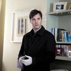 David Morrissey como DI Tom Thorne en <i>Thorne</i>