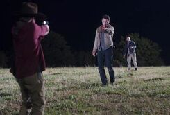 TWD, Episode 212, Last Stand of Shane