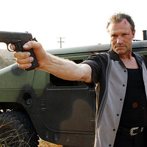 Michael Rooker como Ray Pelletier en <i>Hypothermia</i>