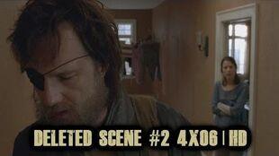 The Walking Dead Season 4 Blu Ray Deleted Scene 2 of 5 4x06 Live Bait