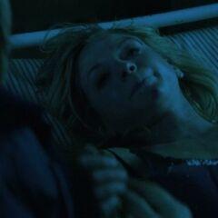 Emily Kinney como <i>Haley</i> en <i>Law & Order: Special Victims Unit.</i>
